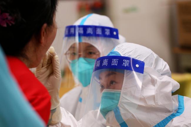 南京疫情在张家界二次传播 专家称还看不到头
