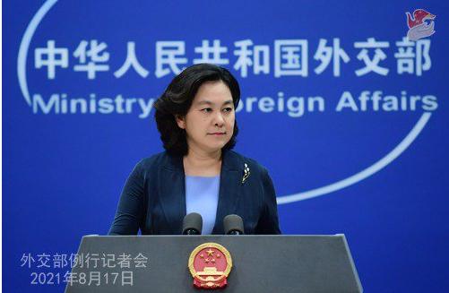 川普:美国会被中国嘲笑 华春莹:用得着吗?