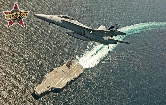 斜角甲板真的是为了同时起降飞机发明的吗?