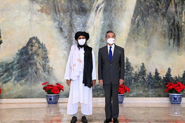 塔利班高调捧:北京是主要伙伴 将依赖中国资金