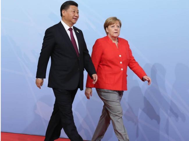 走向共同富裕,中国要脱美亲德