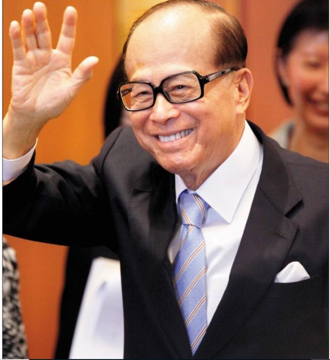 李嘉诚坐冷板凳 北京新规打压香港财阀