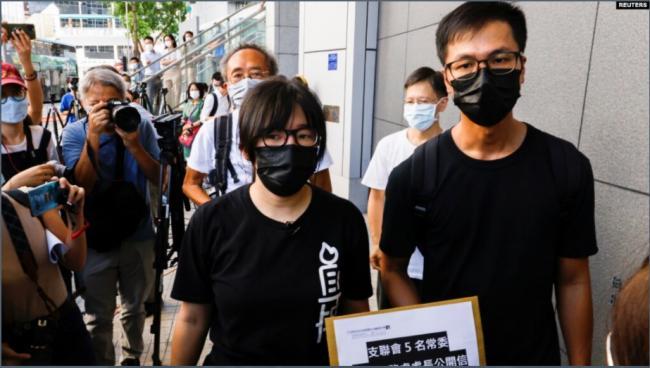再有人被捕!美专家国会作证:香港已面目全非