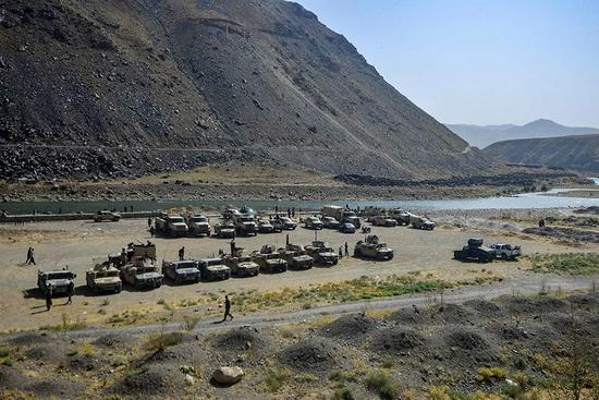 塔利班山地穿插奇袭潘杰希尔 战术可以写进教科书
