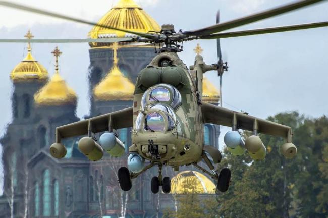 俄罗斯武装力量总教堂造型奇幻