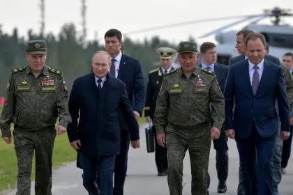 """联盟军队坚不可摧!俄白""""西方-2021""""战略演习总结"""