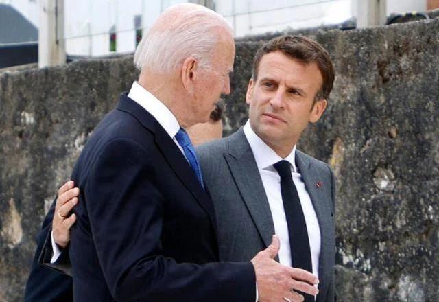 """法国,又一次这么快就""""投降""""了"""