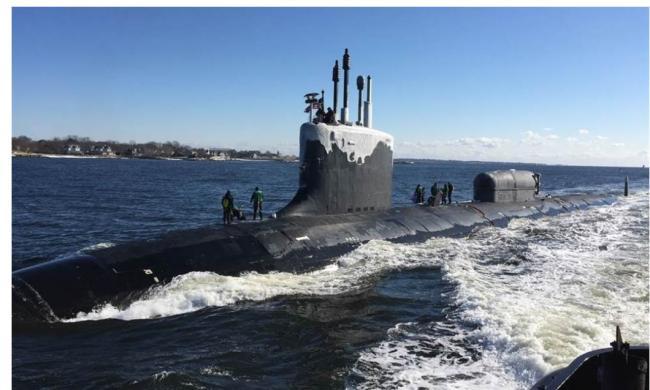 澳洲就算有核潜舰 驰赴南海还要解决这问题