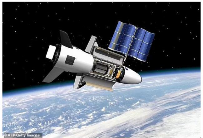 中国官媒:美军绝密飞机已在太空飞行500天...