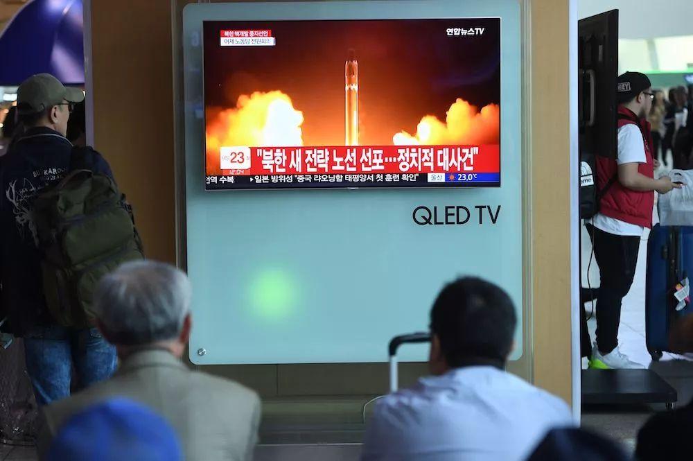 半岛局势正惊天变化!朝鲜中止核导试验