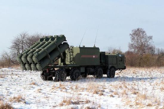 北约军演直逼俄国门 俄亮出一款反舰导弹逼退美军