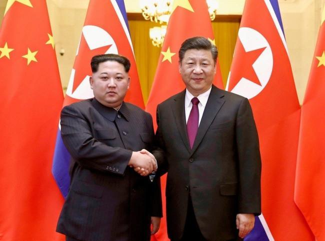金正恩亲自向习近平说明川金会 商讨对策