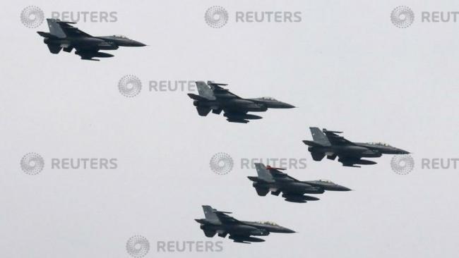 美批准对台军售案将再次激怒北京