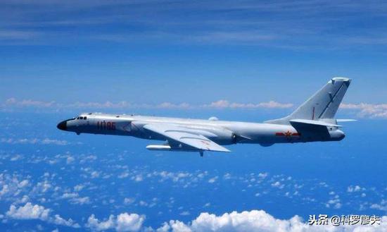 世界最新现役轰炸机是哪一款?轰6K机龄都不超6年