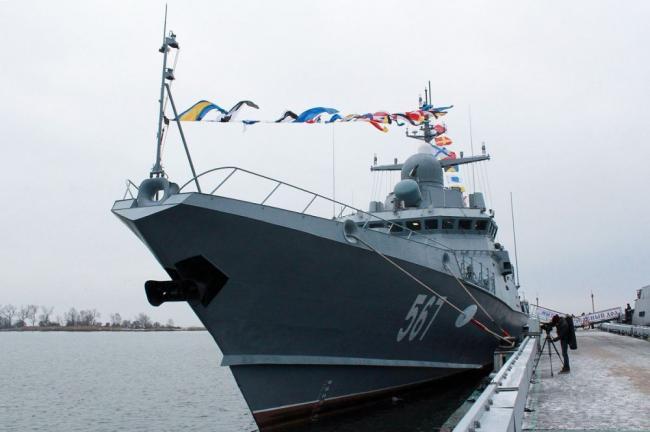 俄罗斯海军最新轻型护卫舰加入波罗的海舰队