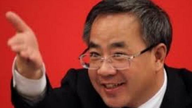 副總理胡春華突然被削職 引發議論