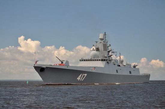 俄研发新战舰总算要建比052D更大军舰 但仍落后20年