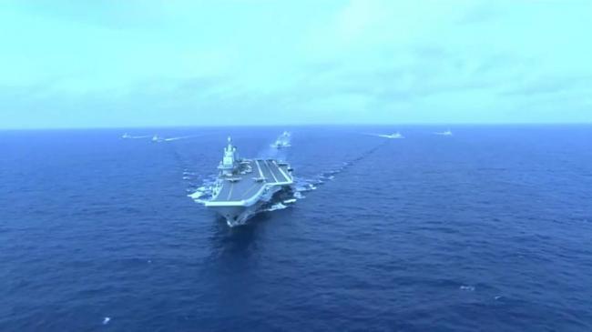 首艘国产航母最新动态曝光内景画面首度公开