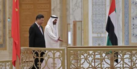 """中国""""一带一路""""入中东 引起美国警觉"""