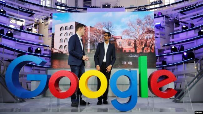 谷歌终止与华为的商业往来