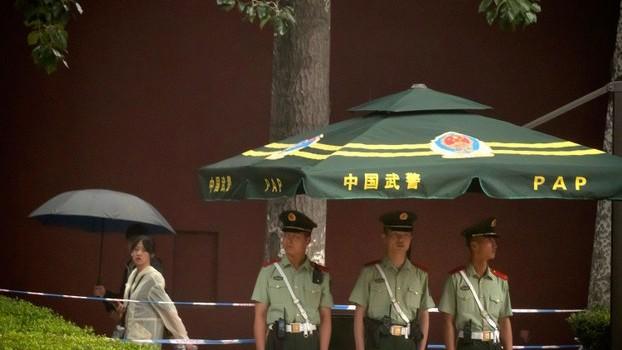 连胡锡进都发牢骚 北京国庆维稳过头了?