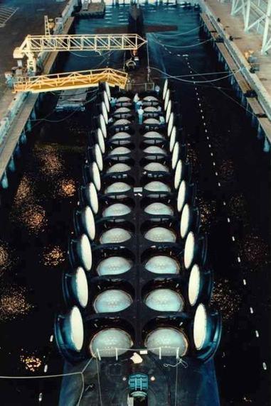 (图文)中国面临美国核威胁:14艘核潜艇1728枚核弹