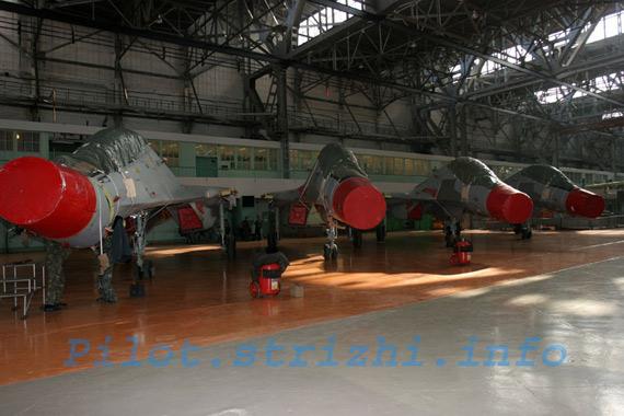 (组图)俄有意授权中国生产苏30/苏27战机推动合作