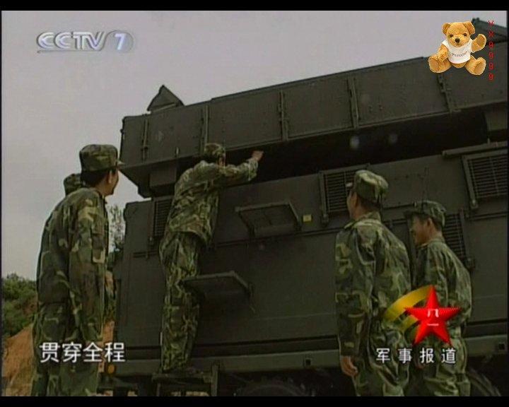 (组图)首次曝光!中国进口美制AN/TPQ-37炮侦雷达