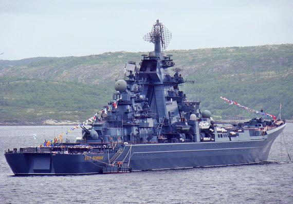 (组图)俄罗斯终于坐不住了,开始显摆了!