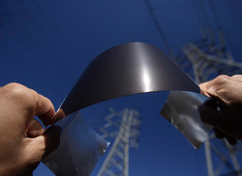 (图文)喜讯!我国铜铟镓硒薄膜太阳电池研制取得突破