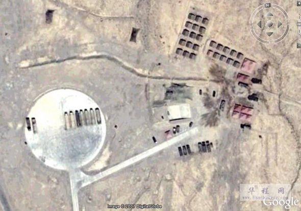 图文:美国悍然曝光中国覆盖印新德里的新型核导弹发射场