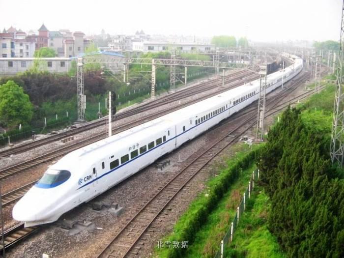 中国铁道部理直气壮反击法国:中国完全拥有自主产权 [组图]