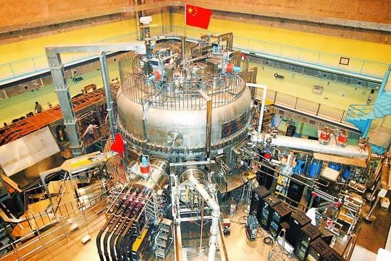(图文)中国又一尖端技术震憾全球:EAST超导核聚变世界第一