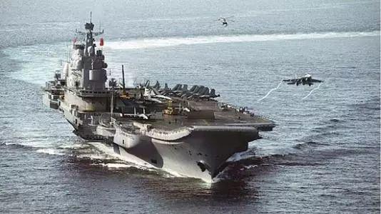 中国国产航母14天后或首次海试 将成首艘作战型航母