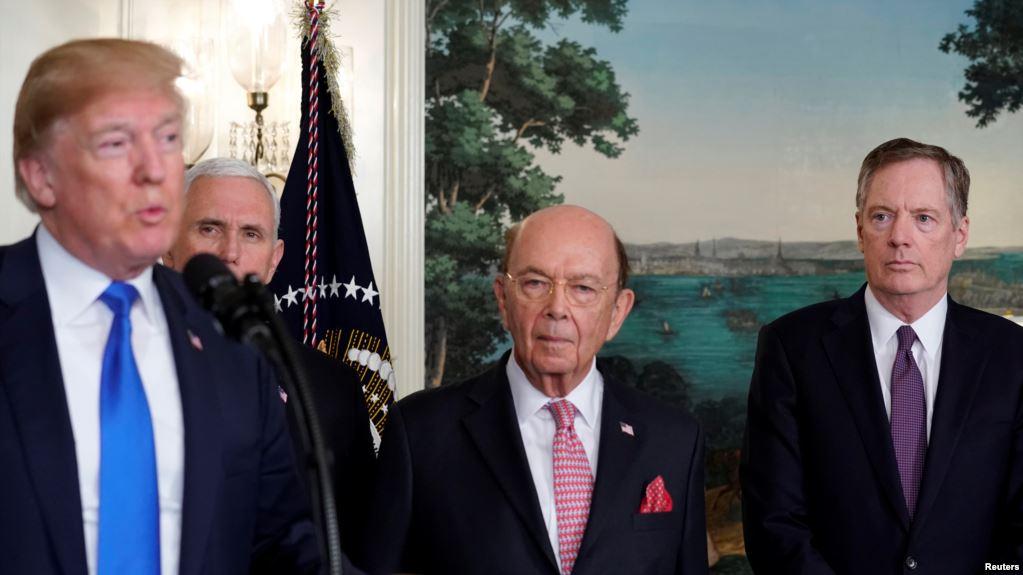 白宫:若中国打货币战 美国将强有力回击