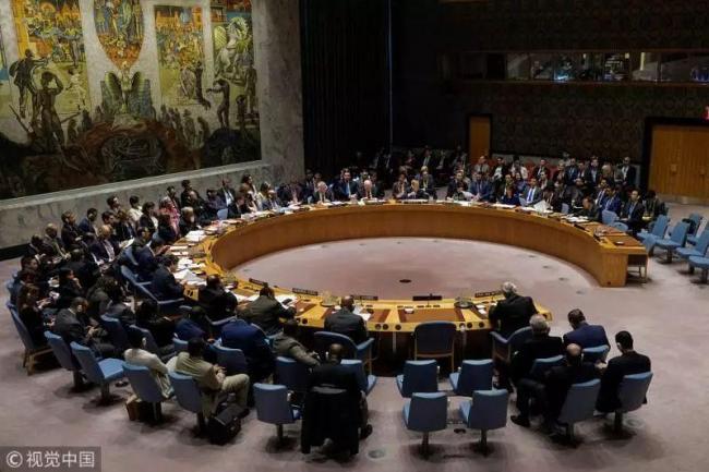 群殴叙利亚 安理会也没招 只3票挺俄罗斯