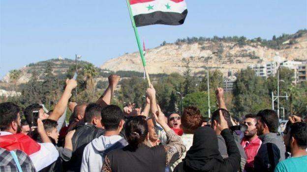 美英法空袭叙利亚是否符合国际法?