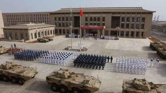 重大布局!中国又一海外军事基地被曝光