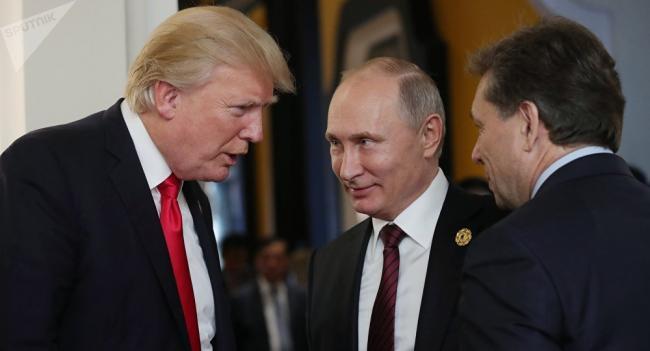 川普祝贺普京担任总统 期望改善美俄关系