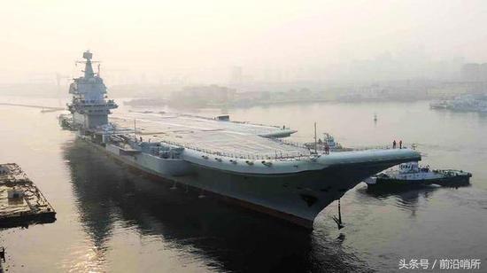 中国即将拥有2个航母战斗群超越俄法 成真正航母大国