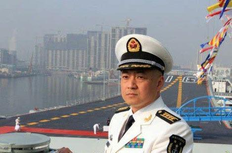 厉害了我的舰长 首艘国产航母舰长身世曝光