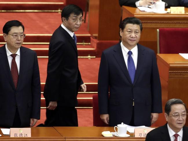 被习近平推到前台 王沪宁获3大使命