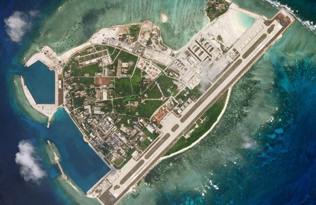 中国控制世界海洋最重要地区   对手没辙