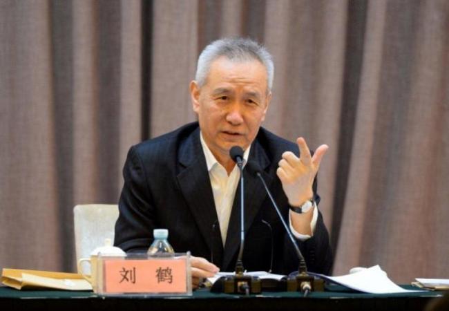 刘鹤派悲观:若打必输 引发中国经济崩溃