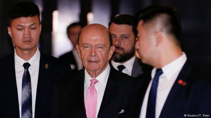 美国商务部长访华 贸易战还是要打?