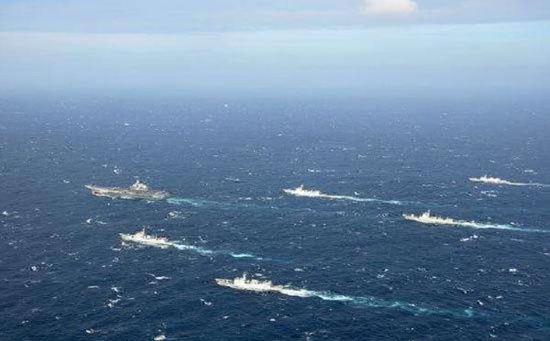 英法叫嚣来中国南海挑衅 但都面临无军舰可用难题