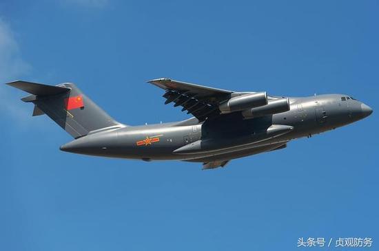 中国购俄400台发动机用于运20 国产航发或还需等5年