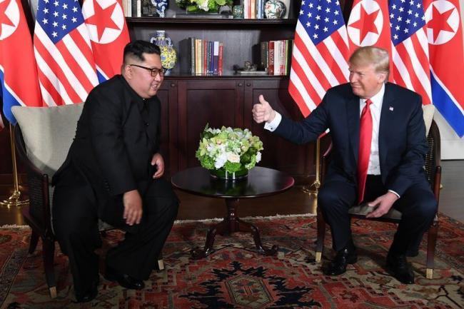 川金会获国际肯定  朝鲜半岛和平有望