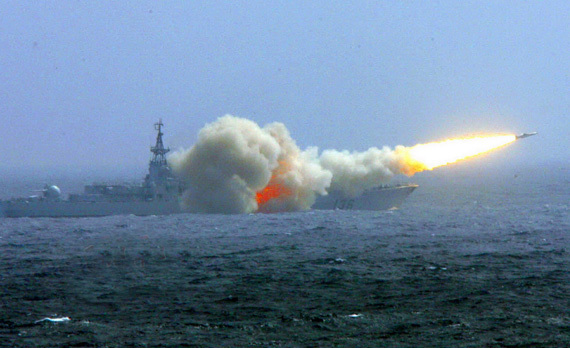 现代海战全靠导弹,为什么不建导弹航母?