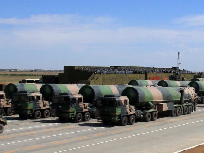 中国对美最强武器即将部署,命中精度高